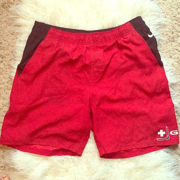 93cbaf3dd3 Nike Swim | Lifeguard Trunks | Poshmark